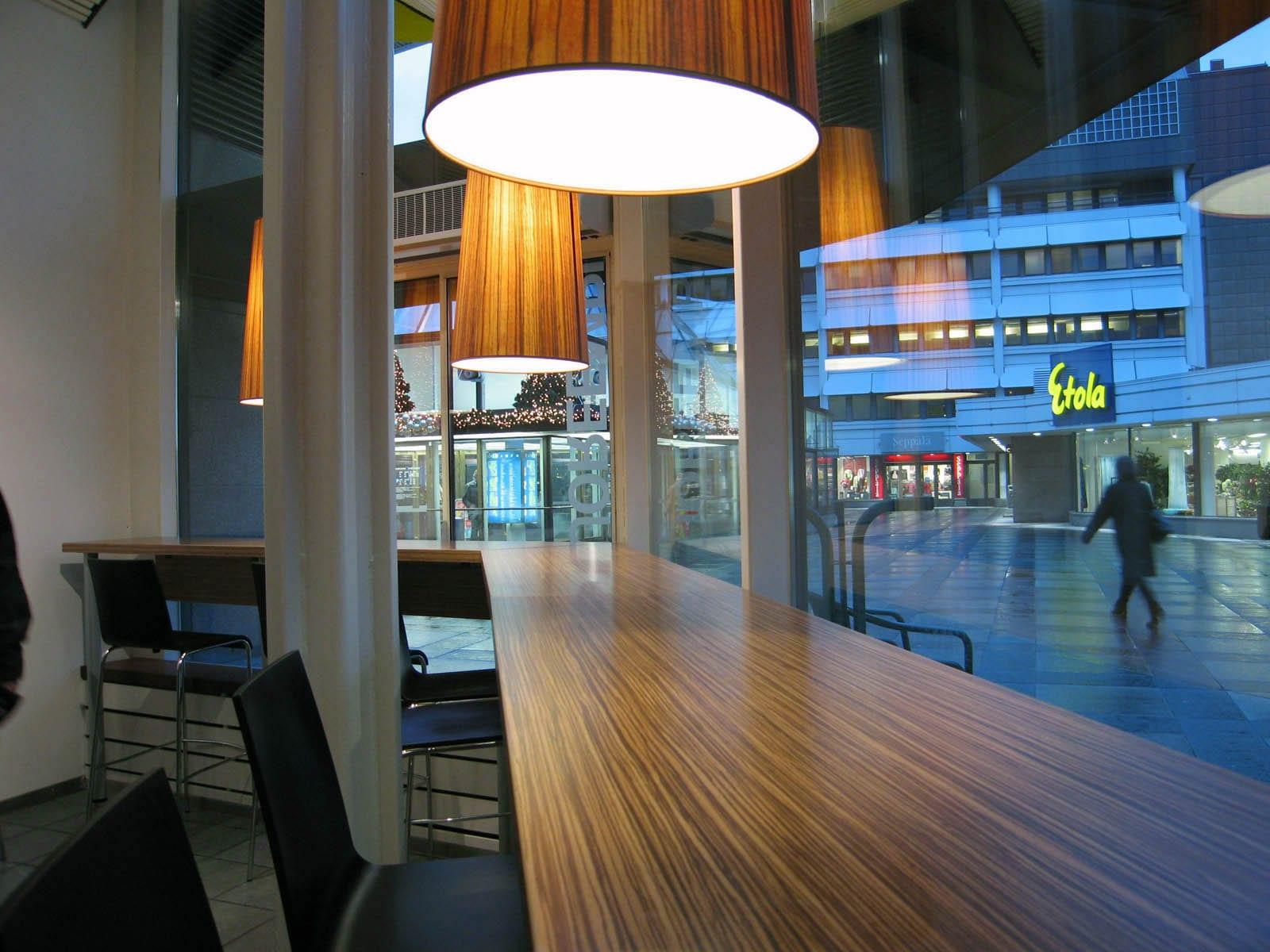 Picnic, Kauppakeskus Forum, Kukontori, Helsinki